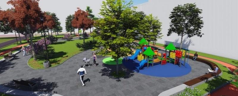 Antakya Belediyesinden Yeni Park Projesi