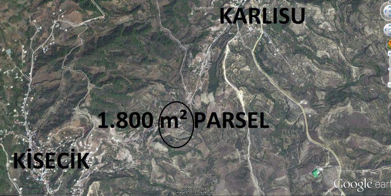 KİSECİK 150-10 PARSEL DURMUŞ ABİ