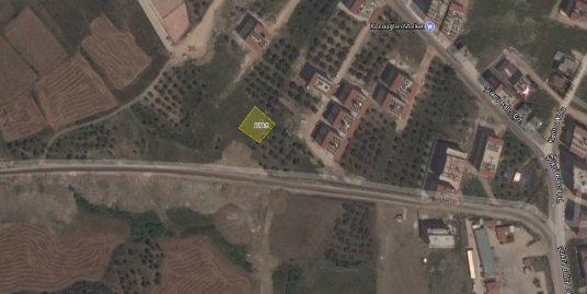 DSİ YANINDA 703 m2 5 KAT İMARLI PARSEL